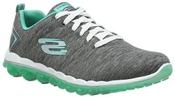 Skechers Women 12109 Low-Top Grey Size: 5 UK