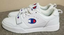 Champion 3 On 3 Low Top Men's Athletic Shoes CPS10303M White