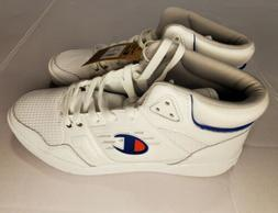 Champion 3 On 3 White C Athletic Basketball Sneakers Shoes -