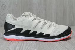 50 Nike Men's Air Zoom Vapor X Grey Black Tennis Shoes AA803
