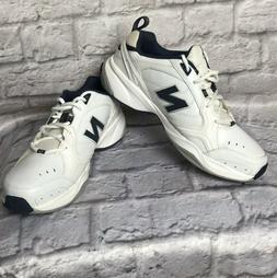 624 tennis shoes leather sz 11 5