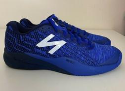New Balance 996 v3 Navy Blue Black Mens Sz 12 D Tennis Shoes