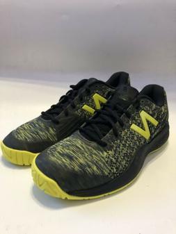 New Balance 996 V3 Tennis Shoes Black/Yellow Mens Size 11.5