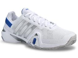Adidas Men's Adipower Barricade 8 Tennis Shoe-Running White/