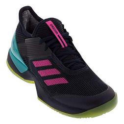 adidas Women's Adizero Ubersonic 3 Clay Tennis Shoe, Legend