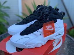 Nike Air Flare Agassi 705438-100 White Black Athletic Tennis