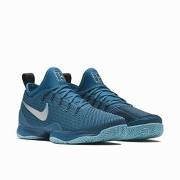 Nike Air Zoom Ultra React Mens Tennis Shoes 12 Green Abyss S