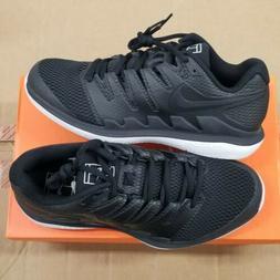 Nike Air Zoom Vapor X HC Black Vast Grey Tennis Shoes