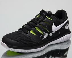 Nike Air Zoom Vapor X HC Premium Tennis Shoes Black White Sn