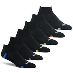 BERING Men's Performance Athletic Ankle Socks for Running, W