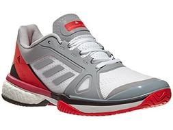 adidas Women's aSMC Barricade Boost Mid Grey/Mid Grey/Core R