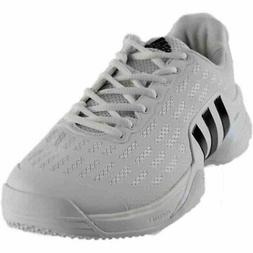 adidas barricade 2016 grass Tennis Shoes - White - Mens