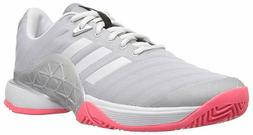 Adidas Barricade 2018 AH2097 Tennis Shoes Women 6.5 New