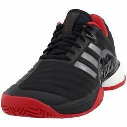adidas Barricade 2018 Boost  Casual Tennis  Shoes Black Mens