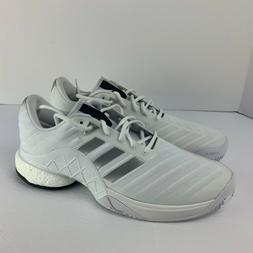 adidas Barricade 2018 Boost DB1570 Men Size 12 Tennis Shoes