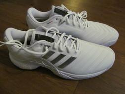 Adidas Barricade 2018  Boost Tennis DB1570  man white shoes