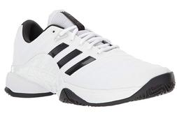 Adidas Barricade 2018 tennis sneaker shoe white casual athle