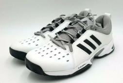 Adidas Barricade Classic Wide 4E Tennis Shoes White BY2920 M