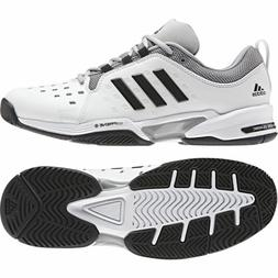 adidas Barricade Classic Wide men tennis shoes White/Black B