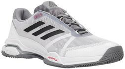 adidas Performance  Men's Barricade Club Tennis Shoe, White/