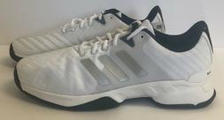 Adidas barricade court 3 CM7817 - men's US size 10 - white -