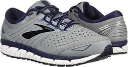 Brooks Men's Beast '18 Grey/Navy/White 9.5 D US