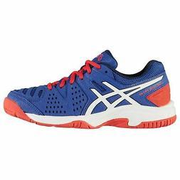 Asics Boys Gel Padel Pro 3 Sg Junior Tennis Shoes Lace Up Sn
