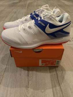 Brand New Nike Air Zoom Vapor X HC Tennis Shoes AA8030-105 -