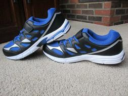 Brand New Men's KINGSIZE tennis shoes size 14M Blue Black, W