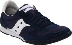 Saucony Originals Women's Bullet Classic Retro Sneaker, Navy