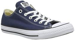 Converse Chuck Taylor All Star Low Sneakers Navy Blue Mens M