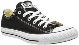 Converse Unisex Chuck Taylor All Star Ox Low Top Black Sneak
