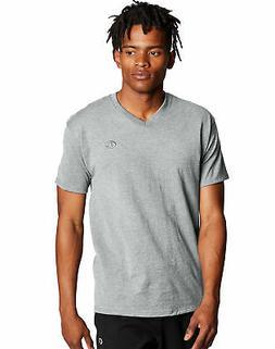 Champion Classic Jersey V-Neck T-Shirt Men's Short Sleeve Co