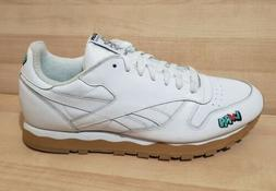 Reebok Classic Leather 3Am DV4707 Mens White Casual Low Top