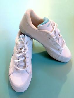 Reebok Classic NPC Canvas Insignia Tennis Athletic Shoes Wom