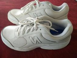 NEW BALANCE COMFORT TENNIS SHOES WITH ORTHOLITE WOMEN'S SIZE