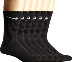 Nike Performance Cotton Cushioned Crew Socks, , 6 pairs/pack