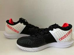 Nike Court Air Zoom Zero Tennis Shoes Mens 10 AA8018-016 Bla