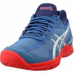 ASICS Court FF  Athletic Tennis Court Shoes - Blue - Mens