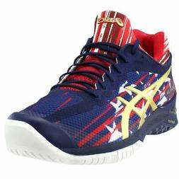 ASICS Court FF L.E. NYC  Athletic Tennis Court Shoes Navy -