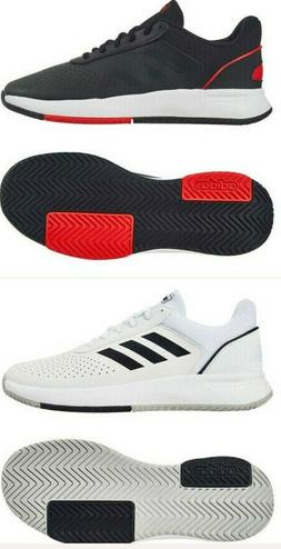 Adidas Courtsmash Shoe Mens Tennis Black / White Choose Colo