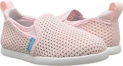 Native Kids Shoes Baby Girl's Cruz  Milk Pink/Shell White 8