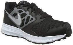 Nike Kids Downshifter 6  Black/Mtllc Slvr/Cl Gry/White Runni