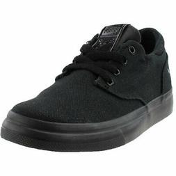 Puma El Seevo Junior Tennis Shoes - Black - Boys