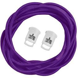 AMZNEVO Elastic No Tie Shoelaces, Creative Slip Gear Lock Sh