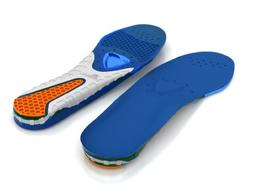Spenco Gel Comfort Shoe Insole with Cushioning and Support,