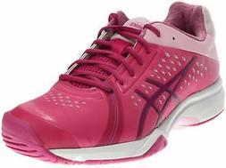 ASICS GEL-Court Bella  Athletic Tennis Court Shoes - Pink -
