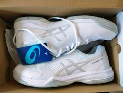 ASICS Gel-Dedicate 5  Casual Tennis  Shoes - White - Mens