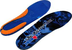 Spenco Ironman Performance Gel Insoles, Small, 1 pr