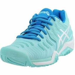 gel resolution 7 casual tennis court shoes